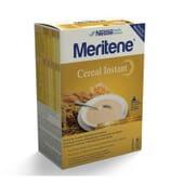 MERITENE CEREAL INSTANT 8 CEREALES CON MIEL 600g