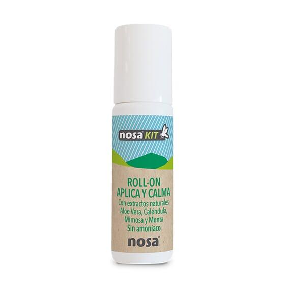 ROLL-ON AFTER APPLIQUER ET APAISER 15 ml de Nosa