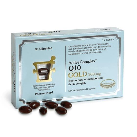 ACTIVECOMPLEX Q10 GOLD 90 Caps da Pharma Nord