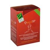 Quinol10 Ubiquinol 50 mg 30 Caps de Cien Por Cien Natural