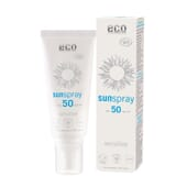 SPRAY SOLAR SENSITIVE ECO SPF50 100ml de Eco Cosmetics.
