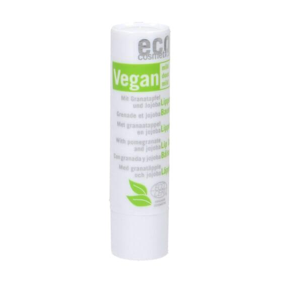 BAUME À LÈVRES VÉGAN GRENADE/JOJOBA BIO 4 g Eco Cosmetics