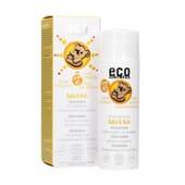 PROTETOR SOLAR BEBÉ E CRIANÇAS ECO SPF45 50ml da Eco Cosmetics.