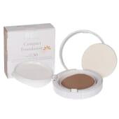 MAQUILLAJE COMPACTO SPF30 #025 MEDIUM BEIGE 10g de Eco Cosmetics.