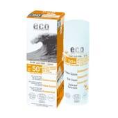 PROTETOR SOLAR COM COR ECO SPF50+ 50ml da Eco Cosmetics.