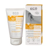 PROTECTOR SOLAR CON UN TOQUE DE COLOR ECO SPF50+ 75ml de Eco Cosmetics.