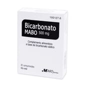 BICARBONATO MABO 500mg 30 Tabs da Mabo salud