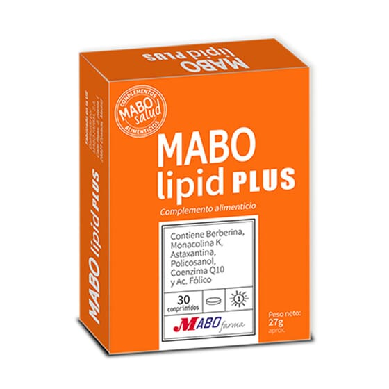 MABOLIPID PLUS 30 Caps de Mabo Salud