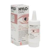 HYLO-DUAL COLLYRE LUBRIFIANT 10 ml Brill Pharma