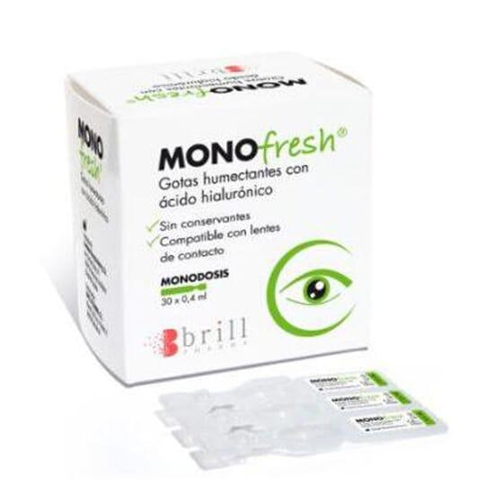 MONOFRESH GOUTTES 30 U de 0,4 ml Brill Pharma