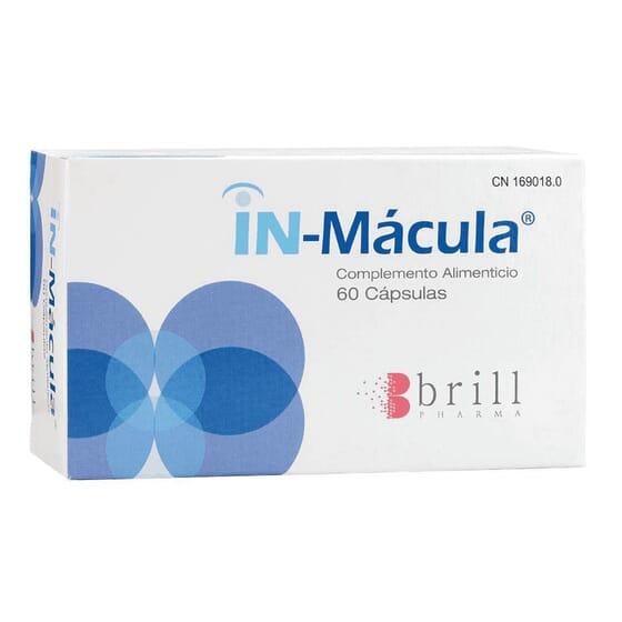 IN-MÁCULA 60 Gélules Brill Pharma