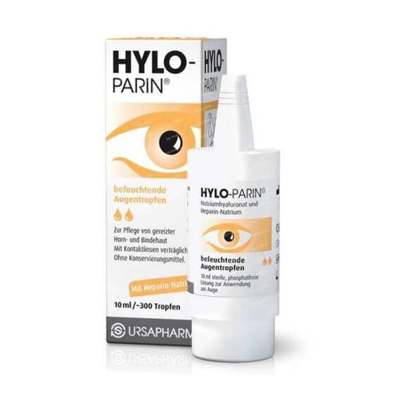 HYLO-PARIN COLLYRE LUBRIFIANT 10 ml Brill Pharma