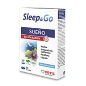 SLEEP & GO SUEÑO 24 Tabs de ortis