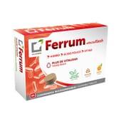 Saludbox Ferrum 30 Pastiglie Masticabili di Saludbox