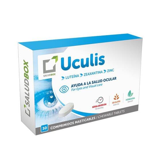 SALUDBOX UCULIS 30 Tabs Bucodispersáveis.