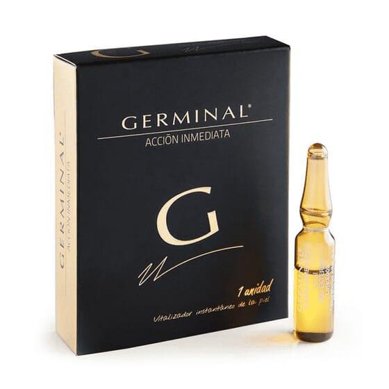 AÇÃO IMEDIATA EFEITO FLASH 1 Ampola de 1,5ml da Germinal.