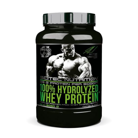 100% Hydrolyzed Whey Protein est une formule à base de protéine hydrolysée pour le développement