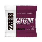 Vegan Sport Gummies Cafeína 30g 12 Uds de 226ers