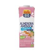BEBIDA DE ALMENDRA CON CALCIO SIN AZÚCAR BIO 1000ml de Isola Bio