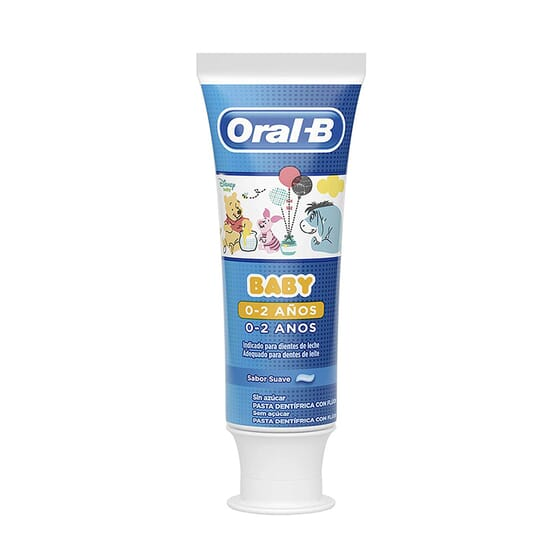 Baby 0-2 Ans Dentifrice 75 ml de Oral-B