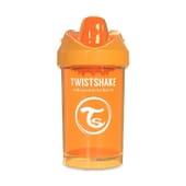 BICCHIERE APPRENDIMENTO CRAWLER CUP 8+M ARANCIONE 300 ml de Twistshake