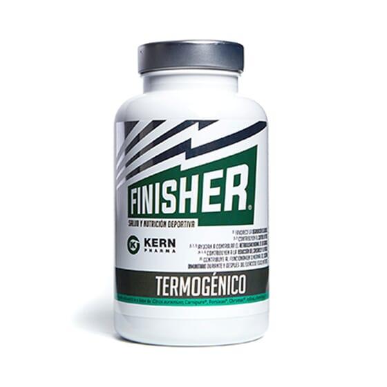 FINISHER TERMOGÉNICO 120 Caps