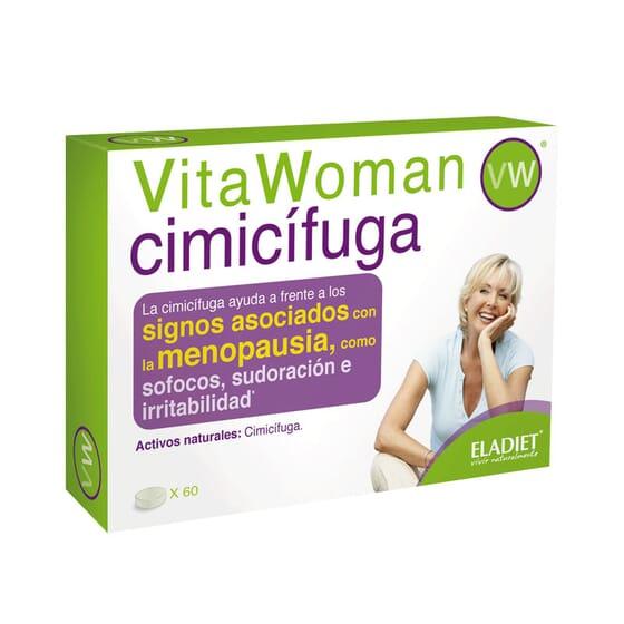 Vitawoman Cimicífuga 60 Tabs da Eladiet