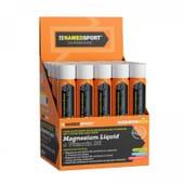Magnesio Liquido + Vitamina B6  20 x 25 ml di Namedsport