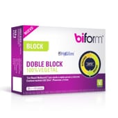 DOBLE BLOCK 100% VEGETAL 30 Caps de Biform