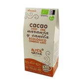 CACAO PUR ORANGE ET CANNELLE BIO 125 g d'Alternative3
