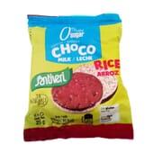 TORTITAS ARROZ CHOCO LEITE 25 g 2 Unds da Santiveri