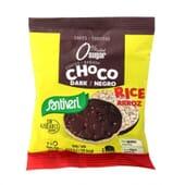 TORTITAS DE ARROZ CHOCOLATE PRETO 25 g 2 Unds da Santiveri