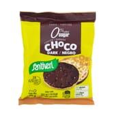 TORTITAS DE MILHO CHOCOLATE PRETO 25 g 2 Unds da Santiveri