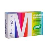 BIOCOMPLEX MULTIVITAMIN 40 VCaps de Santiveri.