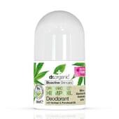 Deodorante di Olio di Canapa Biologico 50 ml di Dr Organic