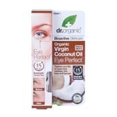 Contour des Yeux Eye Perfect Huile de Coco 15 ml de Dr Organic