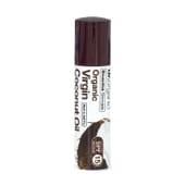 Balsamo Labbra All'Olio Di Cocco Biologico 5,7 ml di Dr Organic