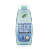 GEL DE BANHO MINERAIS DO MAR MORTO 250ml da Dr Organic