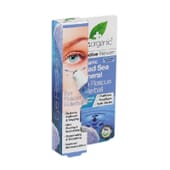 ROLL-ON CONTORNO DE OLHOS MINERAIS DO MAR MORTO 15ml da Dr Organic