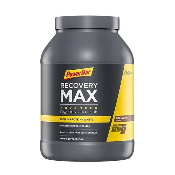 RECOVERY MAX ADVANCED 1144g da Powerbar.