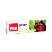 PHB JUNIOR DENTIFRICE À LA MENTHE 75 ml de Phb