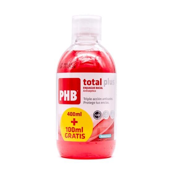 PHB ELIXIR TOTAL PLUS 400ml + 100ml da Phb