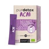Purdetox Acai Biologico 14 Sticks di Siken