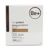 Skinprotect Fondotinta Compatto Pelli Chiare SPF 50+ di BE+