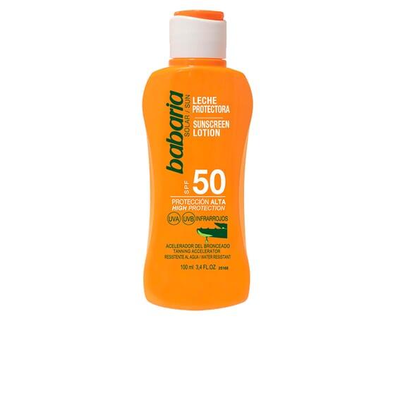 Protetor Solar SPF50 100 ml da Babaria