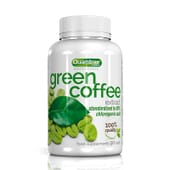 GREEN COFFEE EXTRACT 90 Caps de Quamtrax Essentials.