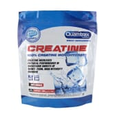 100% CREATINA MONOHIDRATO 500g de Quamtrax Direct