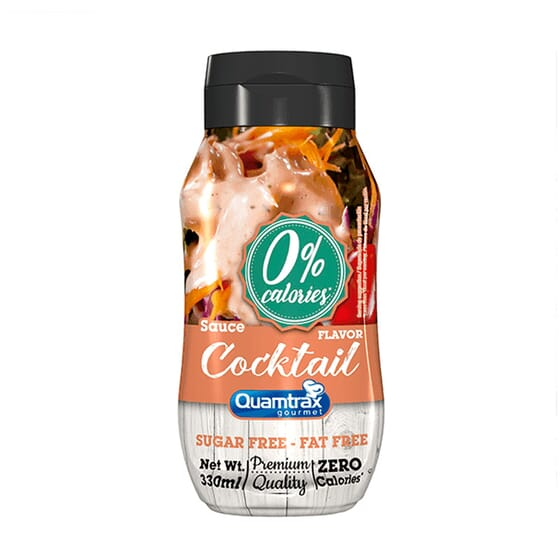 SAUCE COCKTAIL 330ml da Quamtrax