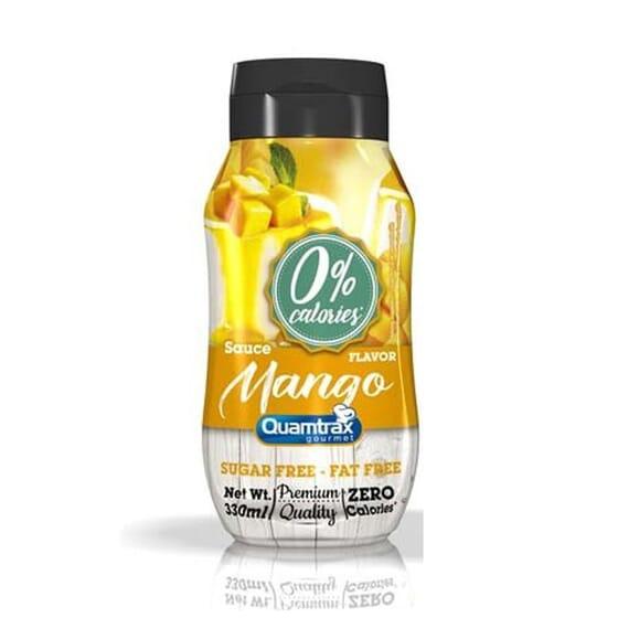 SAUCE MANGUE 330 ml de Quamtrax
