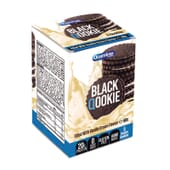 BLACK QOOKIE 5 Galletas de 60g de Quamtrax